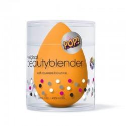 Originali oranžinė BeautyBlender makiažo kempinėlė Pop