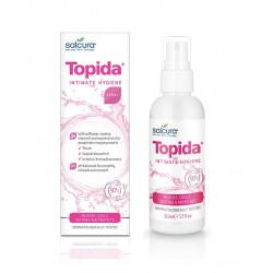 Salcura 'Topida' Intimate Hygiene Spray 50 ml