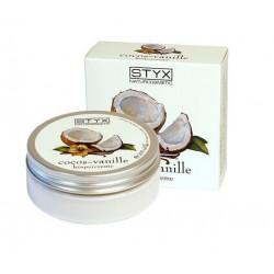 Kūno kremas su kokosais ir vanile STYX Coconut Vanilla Body Cream 200ml