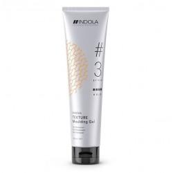Stiprios fiksacijos formuojamasis plaukų gelis Indola Indola Texture Moulding gel 150ml