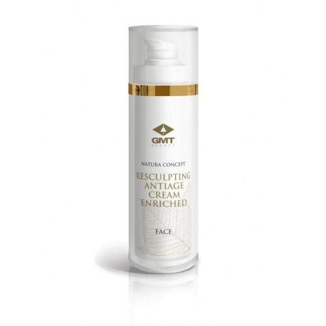 Praturtintas formuojantis priešraukšlinis kremas GMT BEAUTY Resculpting Antiage Cream Enriched 50ml
