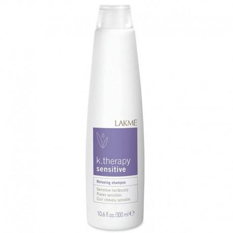Šampūnas jautriai galvos odai Lakme K.Therapy sensitive Relaxing shampoo