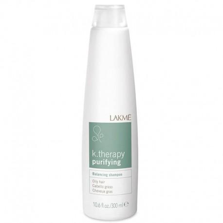 Šampūnas riebiems plaukams Lakme k.therapy purifying Balancing shampoo