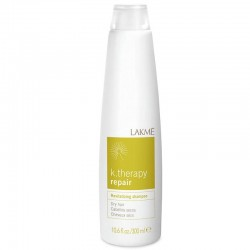 Atstatantis šampūnas sausiems plaukams Lakme K.Therapy Repair revitalizing shampoo