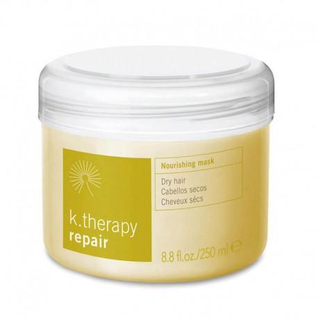 Plaukų kaukė maitinanti, sausiems pažeistiems plaukams Lakme k.therapy Repair Nourishing Mask 250ml