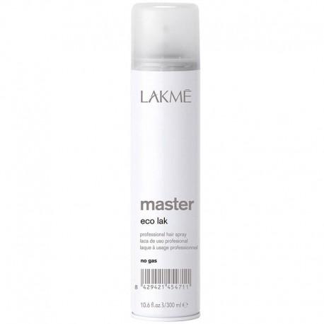 Ekologiškas plaukų lakas Lakme Master Eco lak no gas 300ml