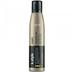 Purškiamas losjonas, suteikiantis plaukams purumo ir formą Lakme k.style Shape Thick&Volume 250m