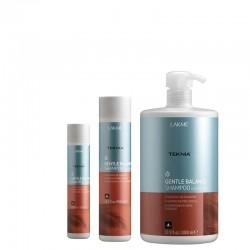 Švelnus šampūnas Lakme Teknia Gentle Balance