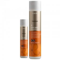 Šampūnas apsaugantis plaukus nuo saulės UV spindulių Lakme Teknia Sun Care