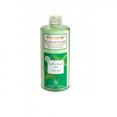 Florame mėtų lapelių dušo želė 500 ml
