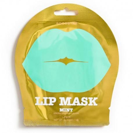 Hidrogelio drėkinanti lūpų kaukė Kocostar Lip Mask Pink 1vnt.