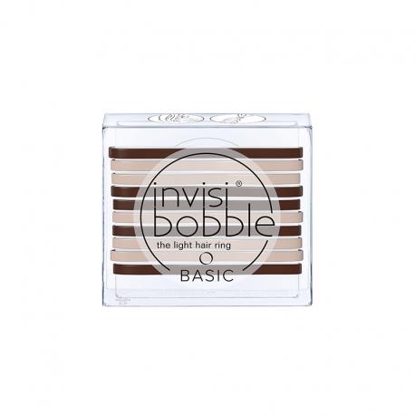 Plaukų gumytės Invisibobble Basic 10vnt