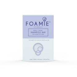 Šampūnas jautriai galvos odai FOAMIE Gently Caring Shampoo Bar for sensitive hair 83g
