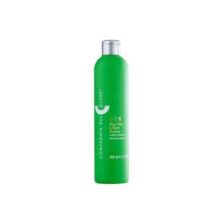 Atkuriantis šampūnas su bičių pieneliu Magic Shine and Repair