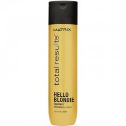 Šampūnas su ramunėlėmis Matrix Total Results Hello Blondie 300ml