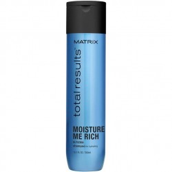 Šampūnas su glicerinu Matrix Total Results Moisture Me Rich 300ml