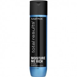 Kondicionierius su glicerinu Matrix Total Results Moisture Me Rich 300ml