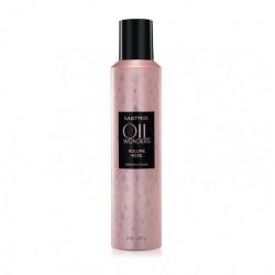 Apimties suteikiančios putos Matrix Oil Wonders Volume Rose 250ml