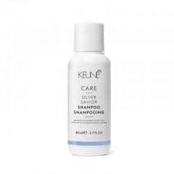 Šampūnas sidabriniams atspalviams puoselėti KEUNE CARE Silver Savior