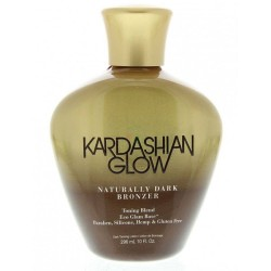 Soliariumo kremas KARDASHIAN GLOW  Naturally Dark Bronzer 296ml