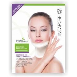 Vienkartinė Bio- kaukė kaklui ir pasmakrei Incarose Bio-mask 17ml