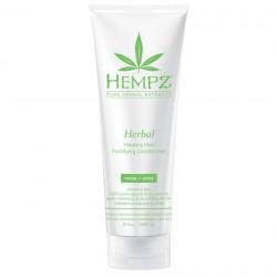 Drėkinantis plaukus kondicionierius Hempz Herbal Healthy Hair Fortifying Conditioner 265ml