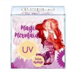 Plaukų gumytės UV šviesoje keičiančios spalvą Invisibobble Original Magic Mermaid