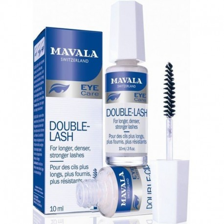 Blakstienų augimą skatinantis serumas Mavala Double Lash 10 ml.