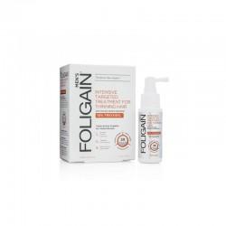 Plaukų augimą skatinantis purškiklis su 10% Trioksidiliu vyrams Foligain Hair Regrowth Treatment 59ml