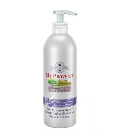 Levandų žiedų dušo želė Ma Provence 250 ml