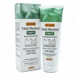 Gaivinamasis dušo gelis GUAM Vital Shower Dren 250ml