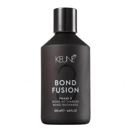 Plaukus atstatanti sistema priežiūrai namuose Keune BOND FUSION RECHARGER 200ml