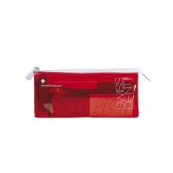 Kelioninis rinkinys SWISSDENT Emergency Kit RED