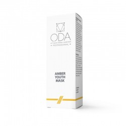 Jauninanti gintaro kaukė ODA Amber Youth Mask 50ml