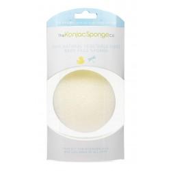 Kūdikių kempinėlė The Konjac Sponge Premium Baby Bath Sponge
