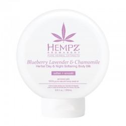 Drėkinantis kūno ir veido kremas  Hempz Blueberry Lavander & Chamomile 250ml
