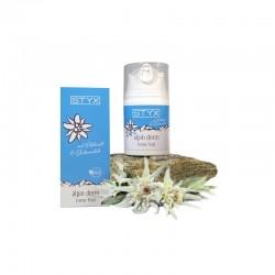 Drėkinamais veido kremas-fluidas STYX Alpin Derm Fluid-Cream 50ml