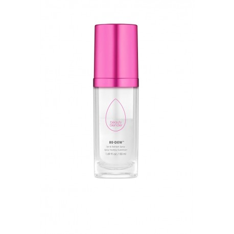 Drėkinanti veido dulksna Beautyblender Set & Refresh Spray 50ml