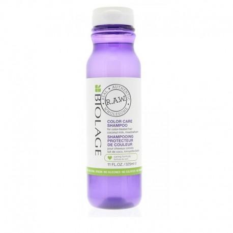 Dažytų plaukų šampūnas Biolage Raw Color Care Shampoo 325ml