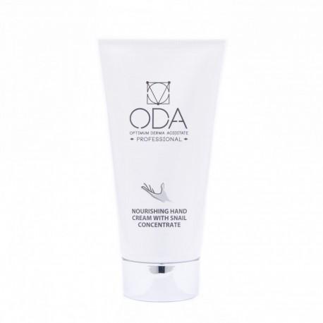 Maitinantis rankų kremas su sraigių koncentratu ODA Nourishing Hand Cream With Snail Concentrate 50ml
