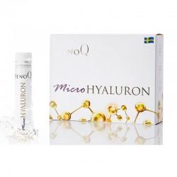 Geriamas derinys jaunatviškam grožiui puoselėti FenoQ MicroHyaluron 14vnt po 25ml