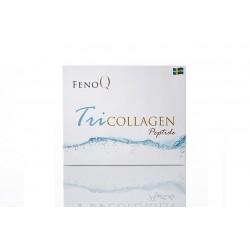 Geriamas derinys grožiui puoselėti FenoQ TriCollagen Peptide 14vnt po 25ml