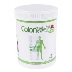 Žarnynui ir lieknėjimui, vaisių skonio (su liofilizuotais vaisiais) ColonWell Active 400g