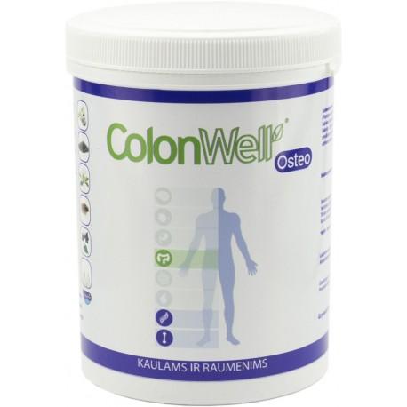 Kaulams ir raumenims ColonWell Osteo 400g